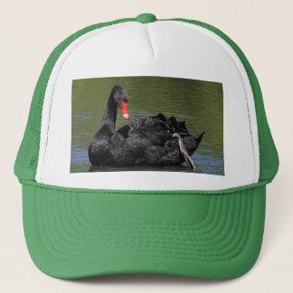 Black Swan Trucker Hat
