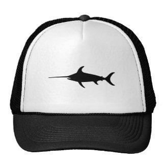 Black Swordfish Cap