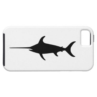 Black Swordfish iPhone 5 Case