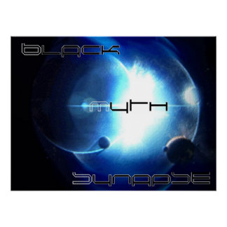 Black Synapse Myth II Poster