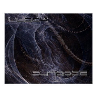 Black Synapse Poster