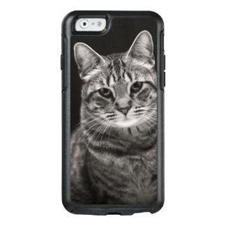 Black Tabby Kitten OtterBox iPhone 6/6s Case