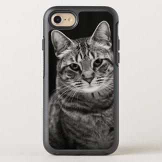 Black Tabby Kitten OtterBox Symmetry iPhone 8/7 Case