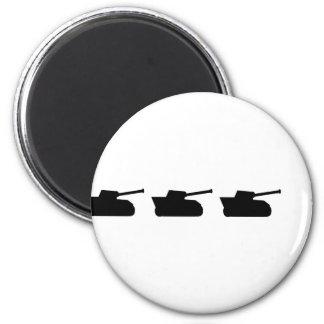 black tanks icon magnet