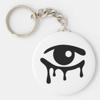 Black Tears Keychain