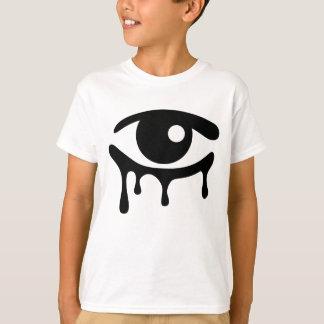 Black Tears Kids' T-shirt