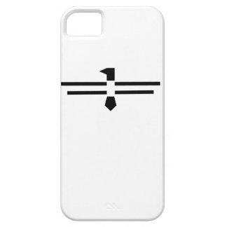Black Thunderbird iPhone 5 Covers