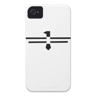 Black Thunderbird iPhone 4 Case-Mate Cases