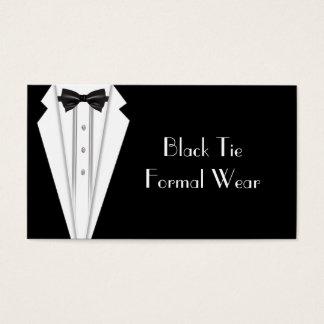 Black Tie Formal White Tuxedo Business