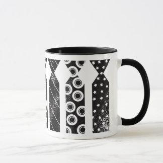 Black Ties Coffee Mug