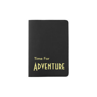 Black, Time For Adventure