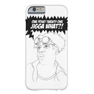Black To The Future Barely There iPhone 6 Case