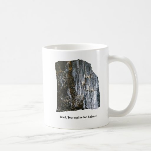 Black Tourmaline for Balance Mug