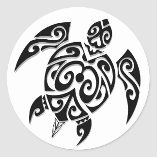 polynesian stickers tribal and Designs Tribal  Polynesian Polynesian Tribal 113 Sticker Stickers