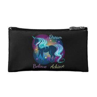 Black Unicorn Makeup Bags