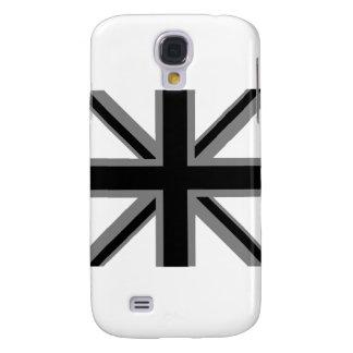 Black Union Jack Samsung Galaxy S4 Cover