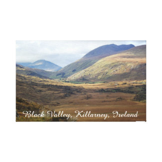 Black Valley Killarney, Kerry, Ireland Canvas Print
