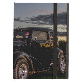 Black Vintage Car iPad Air Case