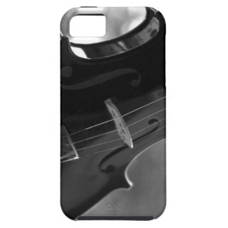 Black Violin Case For The iPhone 5