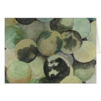 Black Walnuts Card