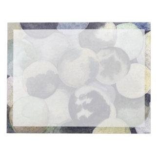 Black Walnuts Notepad