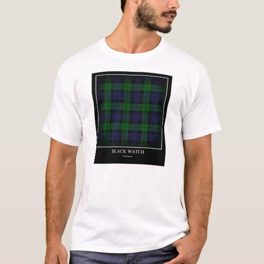 Black Watch Tartan T-shirt