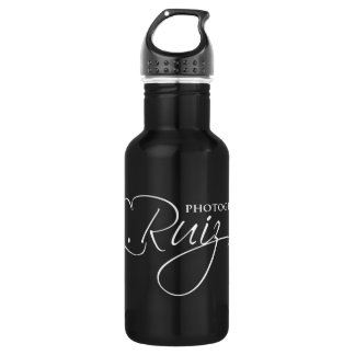 Black Water Bottle LRuiz