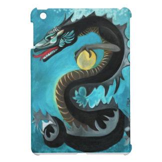 Black Water Dragon Case For The iPad Mini