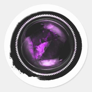 Black Wax Mystic Amethyst Opal Crest Seal