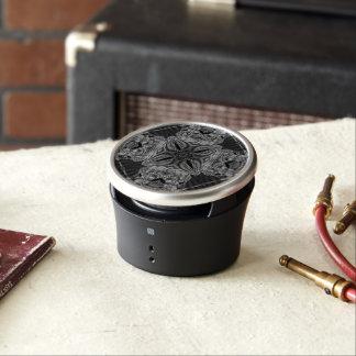 Black&White Abstract Bluetooth Speaker