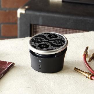 Black&White Abstract Overprint Bluetooth Speaker
