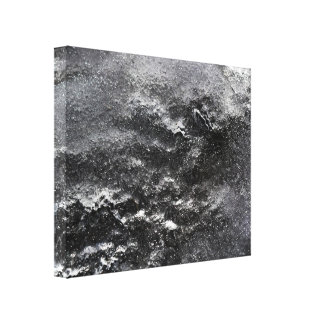 Black & White Abstract Photography Canvas Canvas Prints
