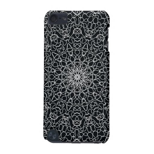 Black & White Abstract Speck Case For IPod Touch iPod Touch (5th Generation) Cases