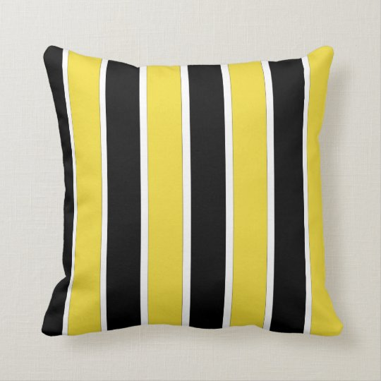 Black, white and yellow stripes American MoJo Pill