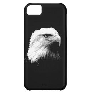 Black & White Bald Eagle iPhone 5C Case