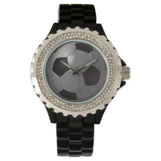 black/white ball watch