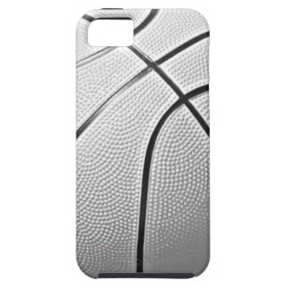 Black & White Basketball Case For The iPhone 5