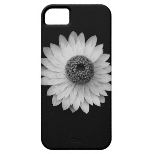 Black White Blossom Photography iPhone 5 Case