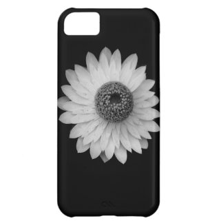 Black White Blossom Photography Case For iPhone 5C