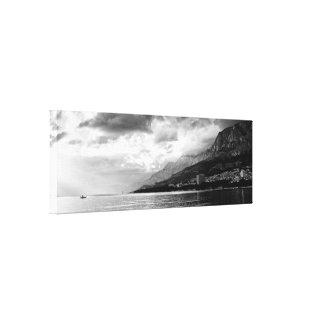 Black & White Canvas Prints