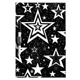 BLACK & WHITE COLLECTION Dry-Erase WHITEBOARDS