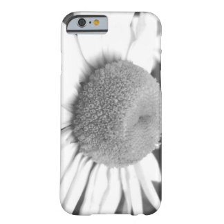 Black & White Daisy Case Barely There iPhone 6 Case