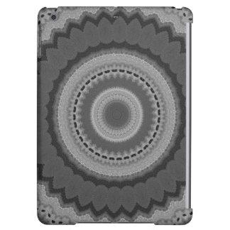 Black White Doily iPad Air Cases
