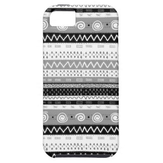Black White Gray Global Print iPhone Case iPhone 5 Covers