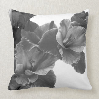 Black, White & Grey Cushion