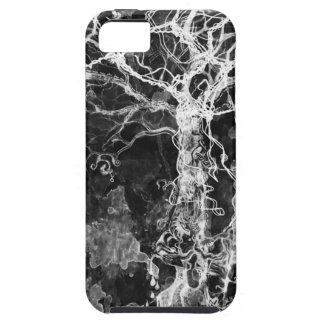 Black & White Gypsy Tree of Life iPhone 5/5S Cover
