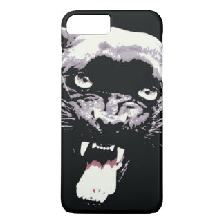 Black & White Jaguar Eyes iPhone 7 Case