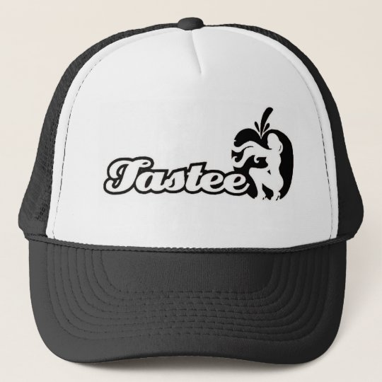Black/White Logo hat