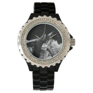 Black & White Marlin Watch