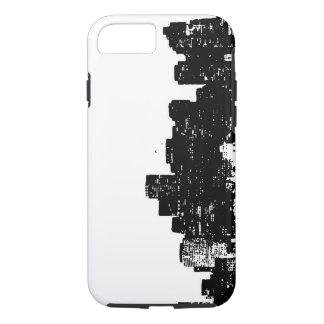 Black White New York City Tough iPhone 7 Case